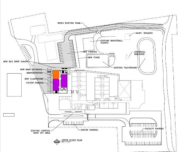Bluff Park Elem new construction proposal