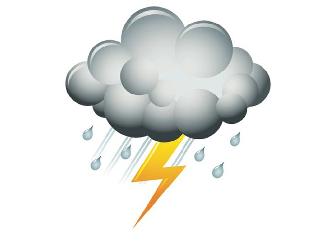Weather storm