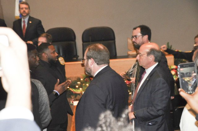 Hoover council 12-3-18