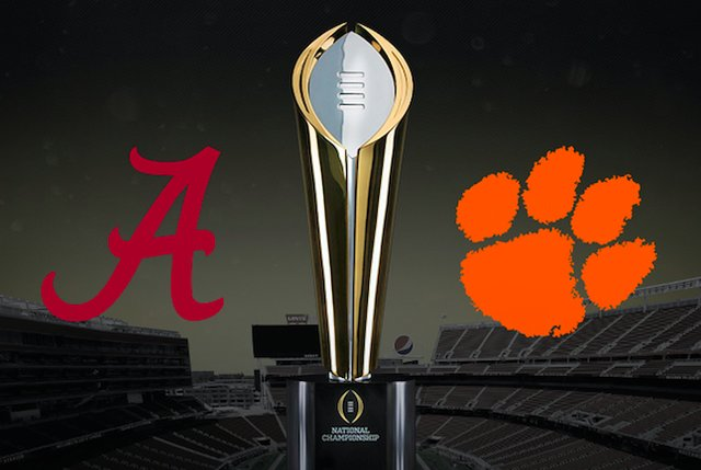 2019 College Football National Championship