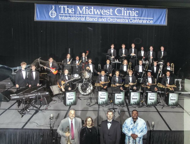 First Edition Jazz Band Midwest Clinic 2018