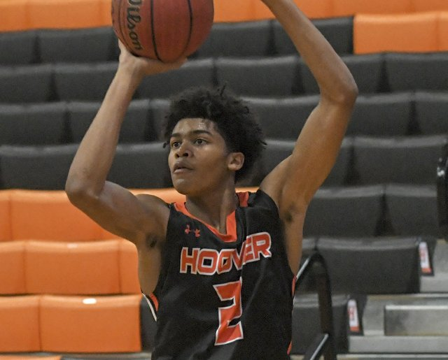Hoover vs. Hewitt-Trussville Basketball