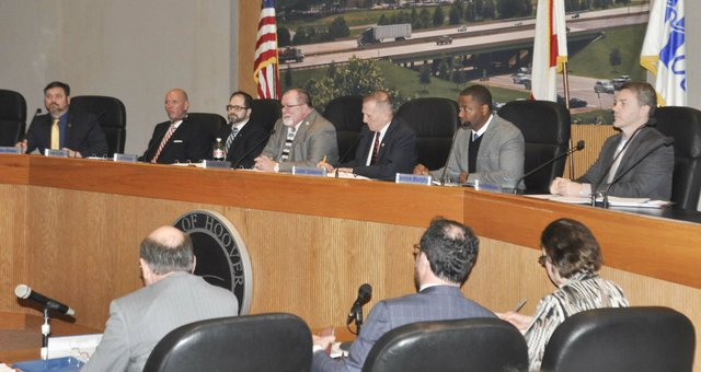 Hoover council 1-7-19