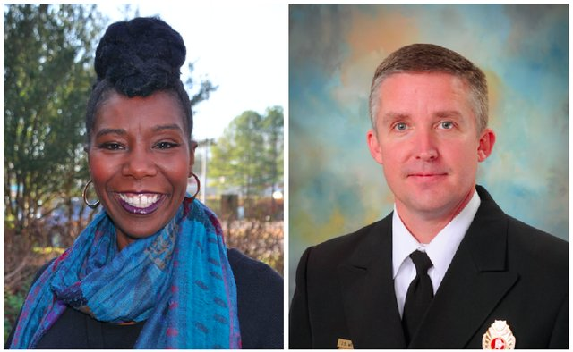 Veteran TV reporter, firefighter take on Hoover public information