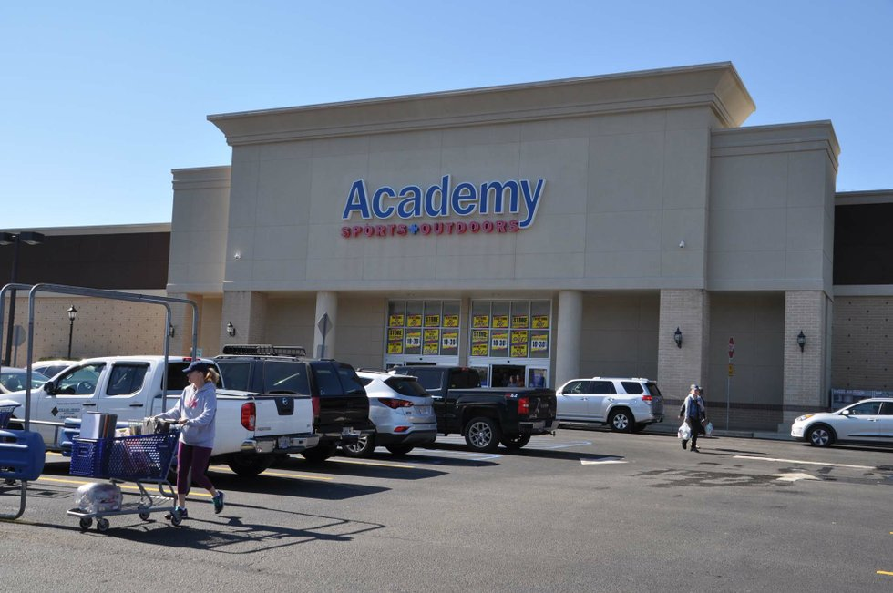 Academy Sports Lee Branch 1-31-19