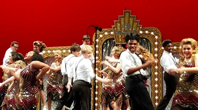 Hoover High Paradigm Show Choir Jan 2019