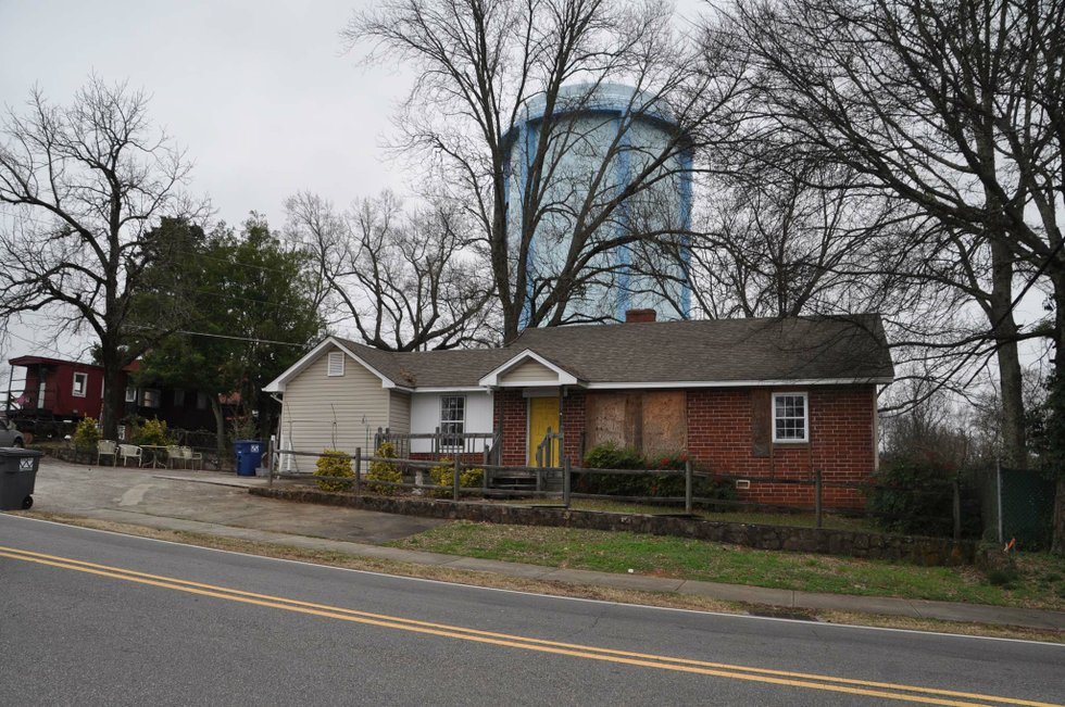 Bluff Park rezoning 2