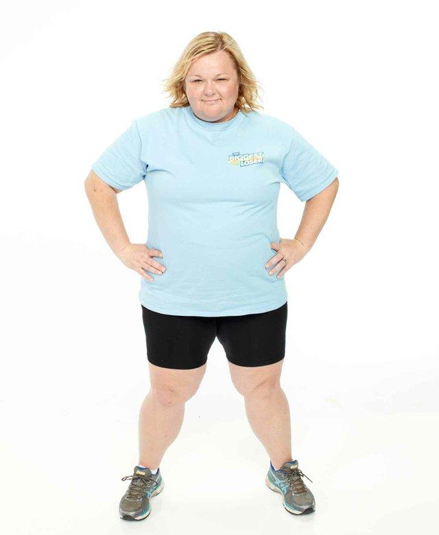 0113 Gina McDonald Biggest Loser