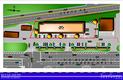 Orange Development strip center map