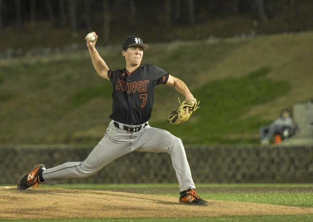 Hoover vs. Vestavia Hills Baseball