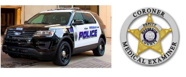 Birmingham police JeffCo Coroner