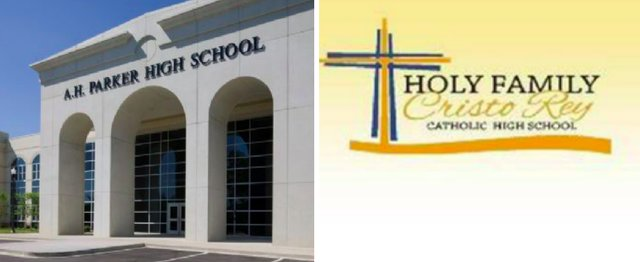 Parker High School & Holy Family Catholic