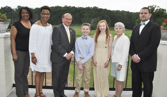 Hoover Service Club 2019 scholarships awards 20