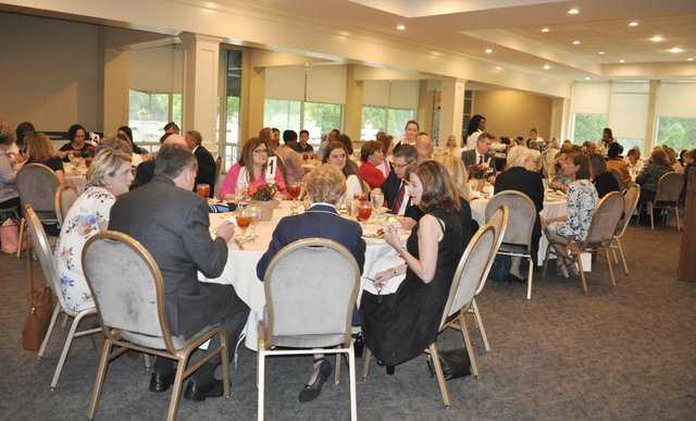 Hoover Service Club 2019 scholarships awards 8