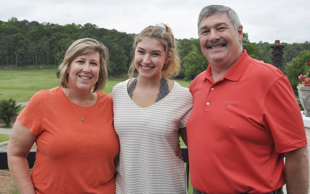 Hoover Service Club 2019 scholarships awards 7