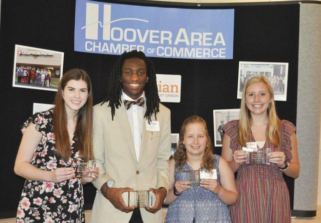 Hoover chamber 2019 scholarships 1