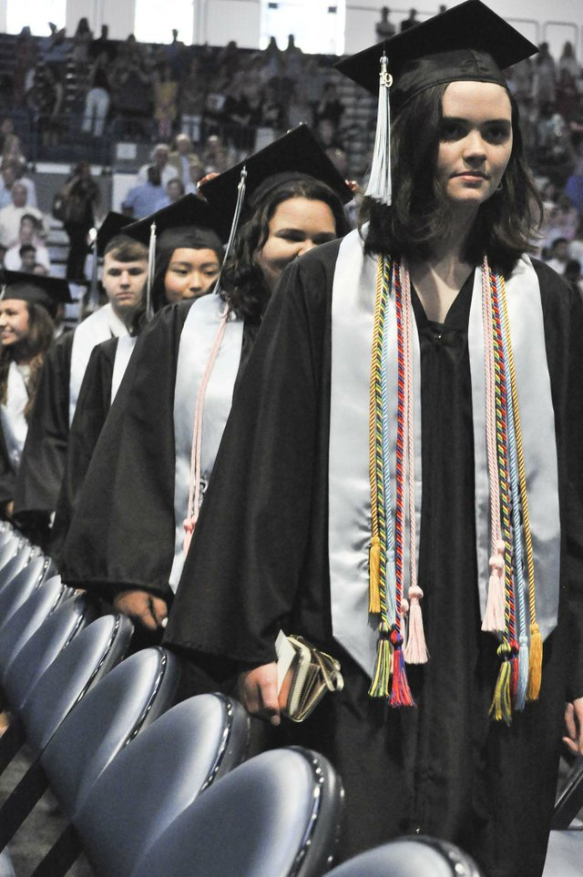 Spain Park 2019 graduation 17
