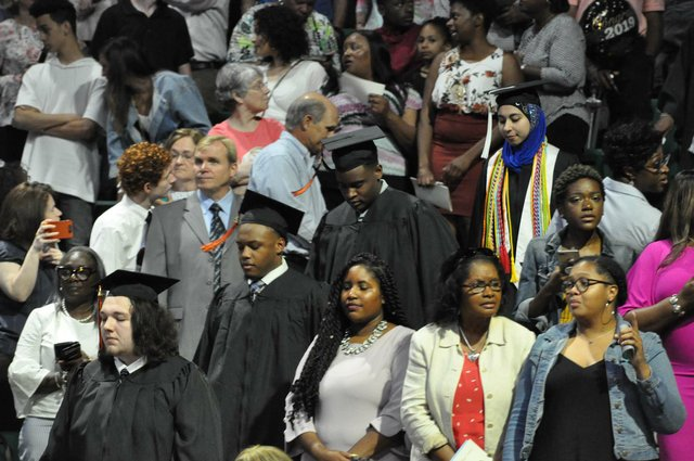 Hoover 2019 graduation 20