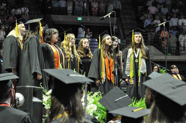 Hoover 2019 graduation 24