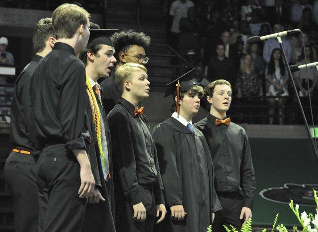 Hoover 2019 graduation 25