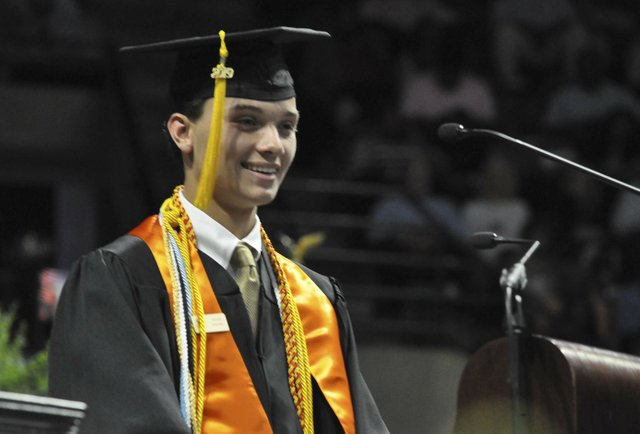 Hoover 2019 graduation 32