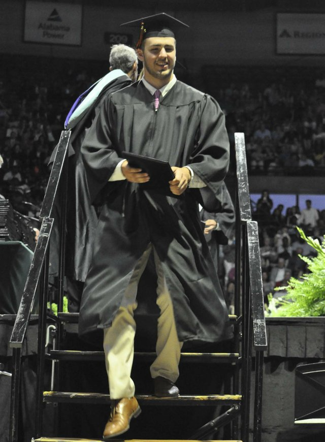 Hoover 2019 graduation 38