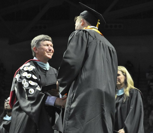 Hoover 2019 graduation 39