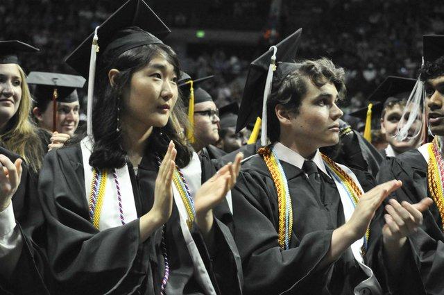Hoover 2019 graduation 8