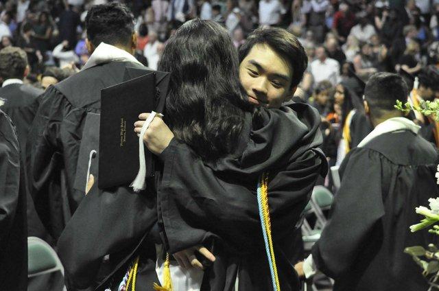Hoover 2019 graduation 5