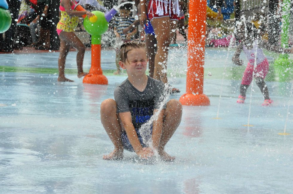 Hoover Met splash pad June 2019 (2)