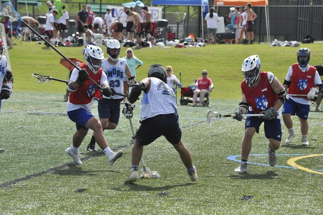 Hoover Met Complex lacrosse 6-23-19