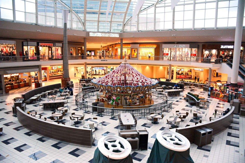 Birmingham Galleria Shoe Stores