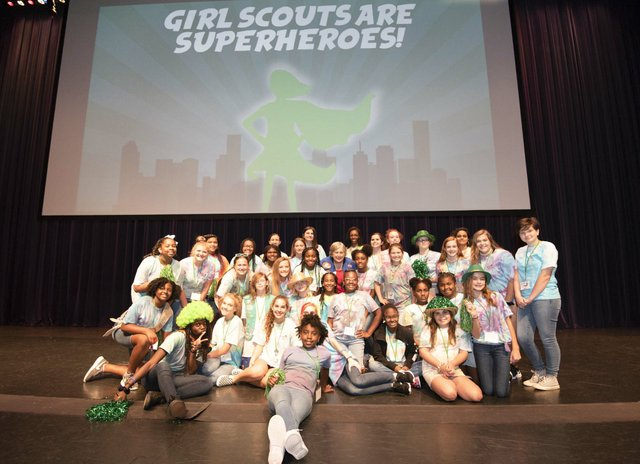 Girl Scout Leadership Summit 6