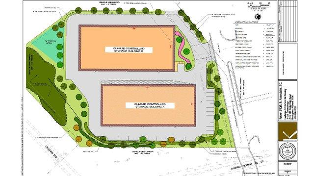 StoreEase Development site plan