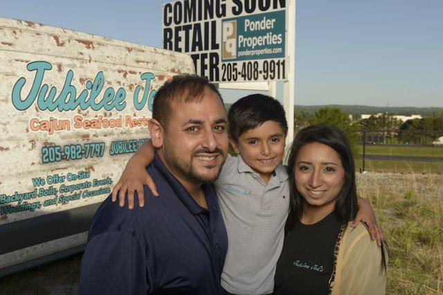 Jubilee Joe's Siddiqui family