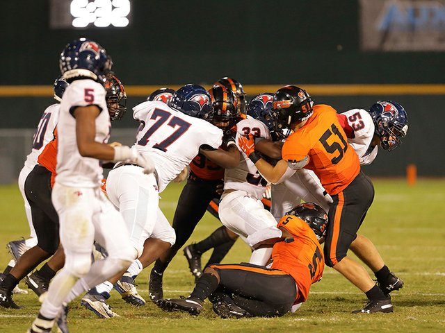 2019 Hoover High School Football