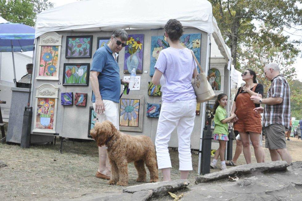 2019 Bluff Park Art Show 12