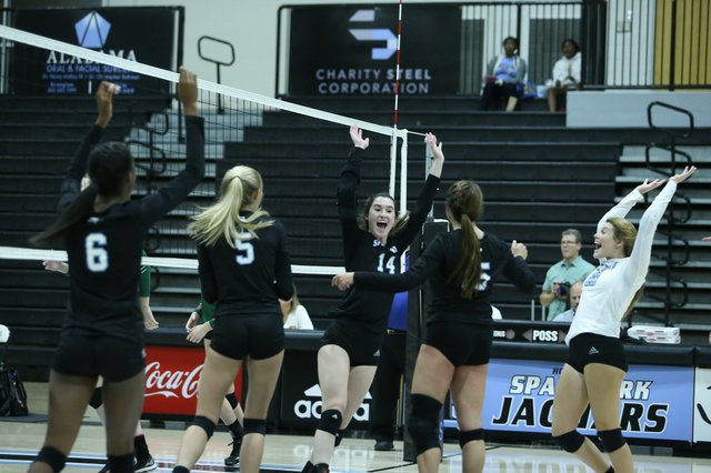 Spain Park vs. Mountain Brook Volleyball