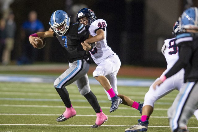 Oak Mountain vs. Spain Park Football