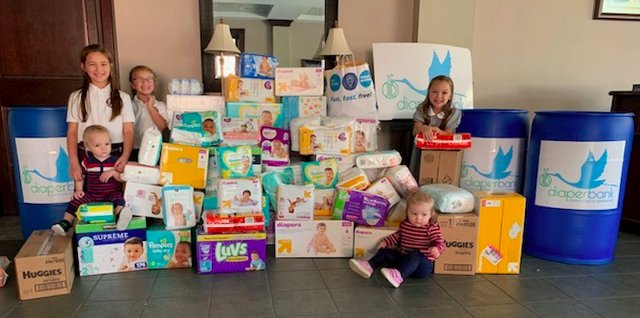 Prince of Peace diaper drive