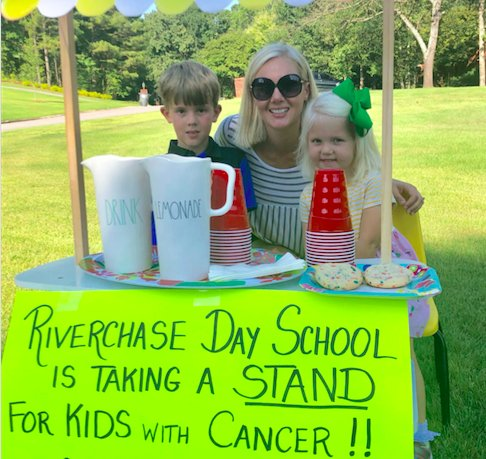 Riverhase Day School lemonade stands 2019 1