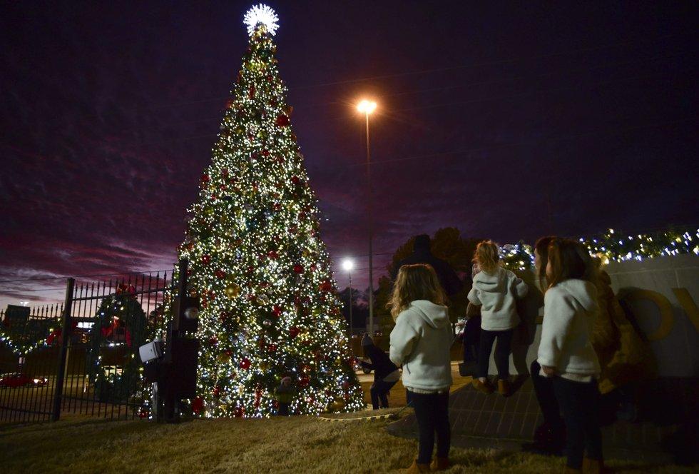 Hoover City Tree Lighting