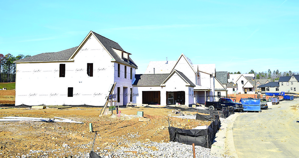 Hoover Residential Construction