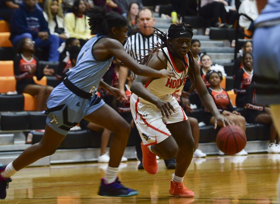 HV vs SP basketball