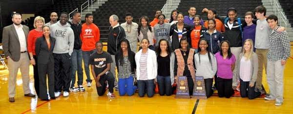 0313 Hoover championships track basketball
