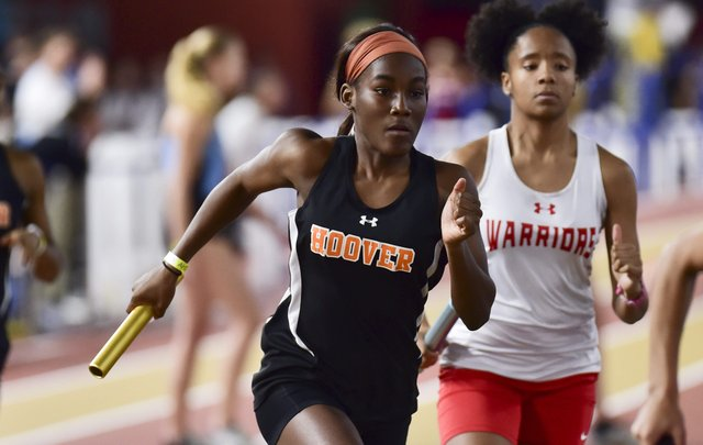 AHSAA Indoor State Track and Field