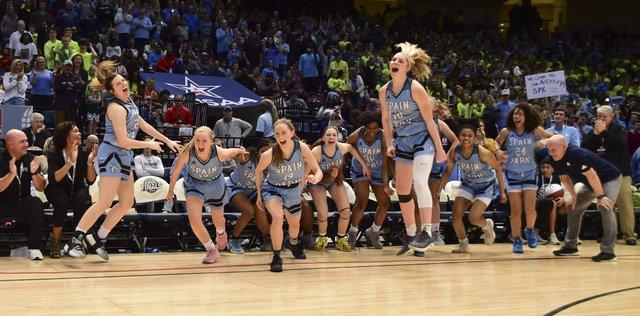 SPK girls vs HV Class 7A Championship