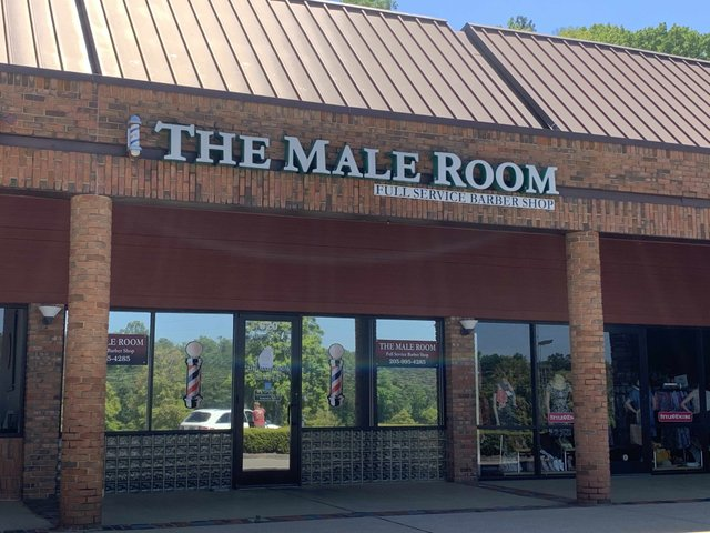 The Male Room 4-16-20