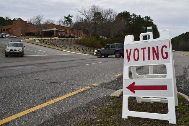 Voting 3-3-20