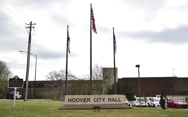 Hoover City Hall